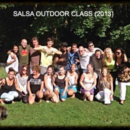 Salsa Outdoor