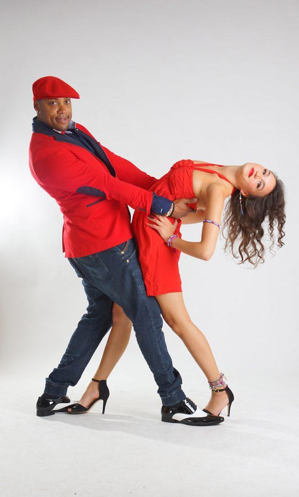 Salsa Tanzschule München mit Maikel Santana