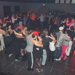 Salsa Workshop in Augsburg 2013