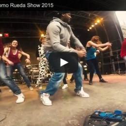 Rueda Show in München 2015